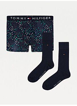 Tommy Hilfiger Boxershort & Kousen Set