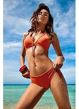 Vacanze Italiane Colour Pop Mango Halterneck Bikini
