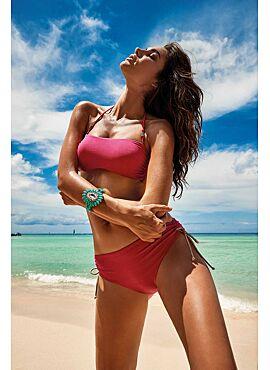 Vacanze Italiane Marau Shine Ribes Bandeau Bikini