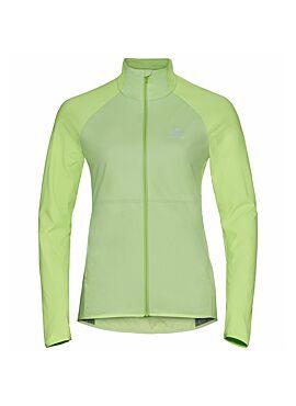 Odlo Jacket Zeroweight Warm Hybrid Womens