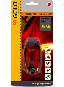 GATO RUNNER LED CLIP