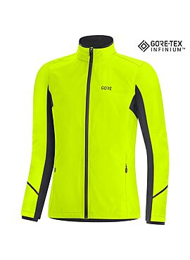 R3 PARTIAL WINDSTOPPER SHIRT WOMENS