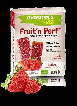 Overstims Fruit Jellies Bio