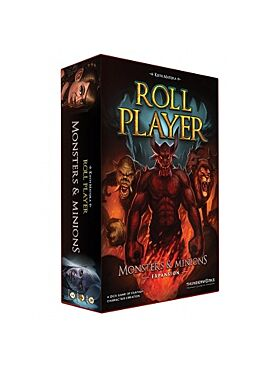 Roll Player: Monsters & Minions - EN