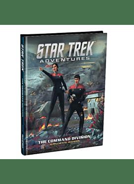 Star Trek Adventures - Command Division supplement