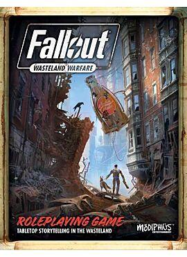 Fallout Wasteland Warfare RPG