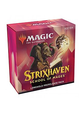 Strixhaven Pre-release pack: Lorehold