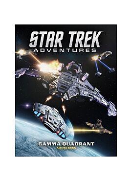 Star Trek: Adventures - Gamma Quadrant sourcebook