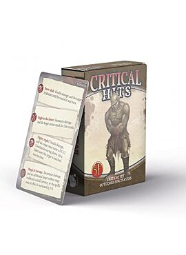 Critical Hit Deck for Players