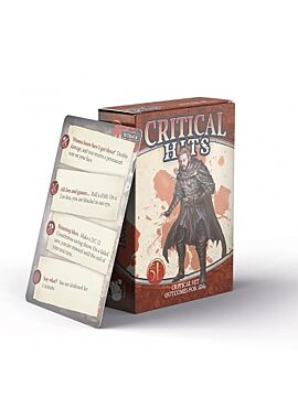 Critical Hit Deck for GMs