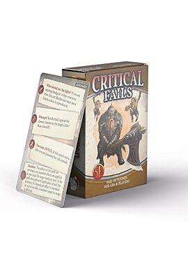 Critical Fail Deck
