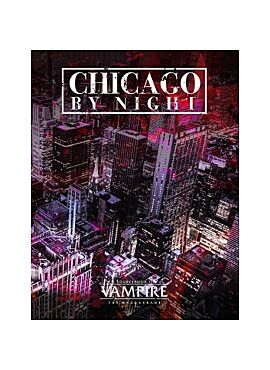 Vampire: The Masquerade 5th Edition Chicago by Night