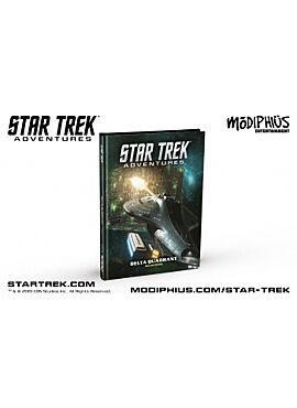 Star Trek Adventures - Delta Quadrant Sourcebook