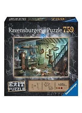 Ravensburger EXIT Puzzle - The forbidden basement
