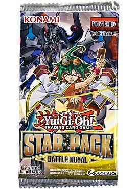 YGO Starter pack Battle Royal booster