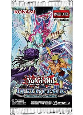 YGO Duelist pack Dimensional guardians booster