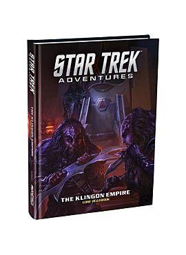 Star Trek Adventures - The Klingon Empire Core Rulebook Standard Edition