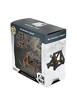 4D Settings: War Machines - Catapult