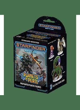 Starfinder Battles: Planets of Peril 8 ct. Brick