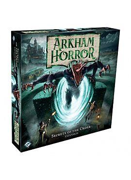 FFG - Arkham Horror: Secrets of the Order