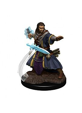 D&D Icons of the Realms Premium Figures: Human Wizard Male