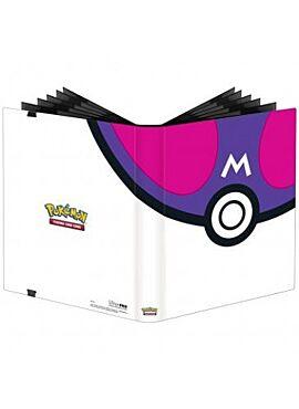 UP - 9-Pocket PRO-Binder Pokémon Master Ball