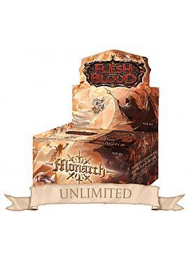Flesh & Blood TCG - Monarch Unlimited Boosterbox