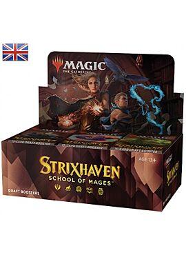 MTG - Strixhaven: School of Mages Draft Booster Display (36 Packs)