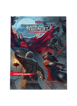 D&D Van Richten's Guide to Ravenloft HC