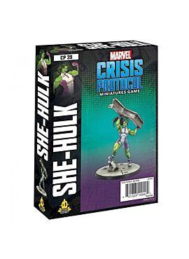 Marvel Crisis Protocol: She Hulk Expansion