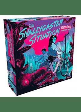 The Snallygaster Situation: Kids on Bikes Board Game - EN