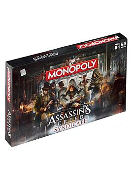 MONOPOLY - ASSASSINS CREED SYNDICATE