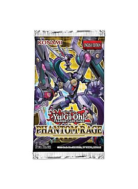 YGO Phantom Rage Booster