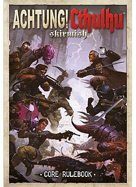 achtung! Cthulhu Skirmish Core rulebook
