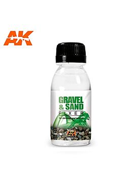 AK - GRAVEL AND SAND FIXER
