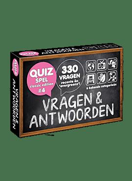 Vragen & Antwoorden - Classic Edition 4