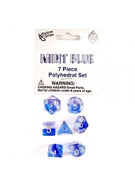 Mint Blue 7-die Set