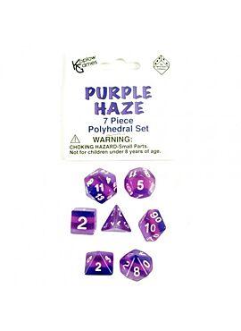 Purple Haze 7-die Set