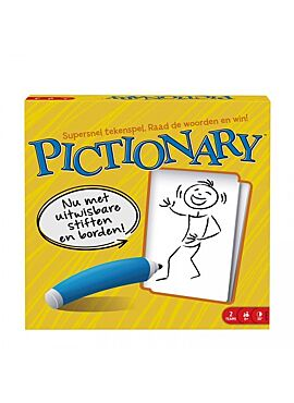 Pictionary Board Game - nl