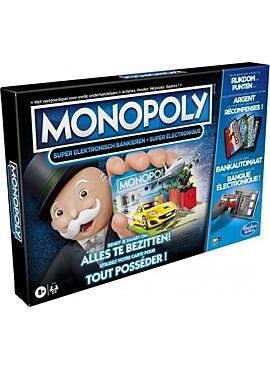 Monopoly Super - Elektronisch Bankieren - Belgische Editie E8978197
