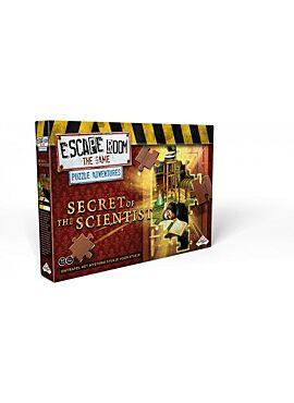 Escape Room The Game Puzzle Adventures Secret of the Scientist