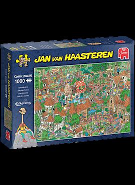 Efteling Sprookjesbos - Jan van Haasteren (1000)