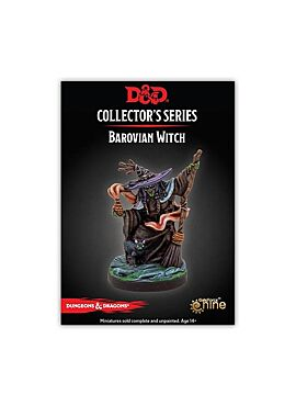 D&D Curse of Strahd - Barovian Witch
