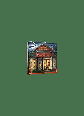 De Taveernen van de Oude Stad: Kamer te Huur!