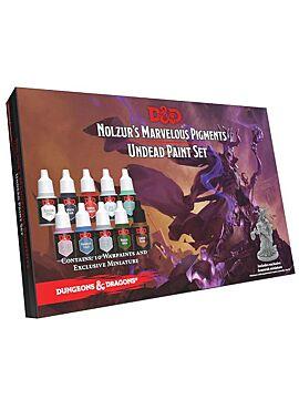 Nozulr's Marvelous Pigments - Undead Paint Set