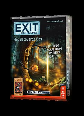 EXIT - Het Betoverde Bos - Breinbreker
