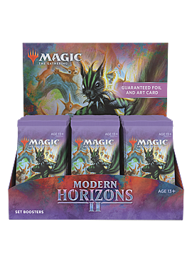 MTG - Modern Horizons 2 Set Booster Display (30 Packs)