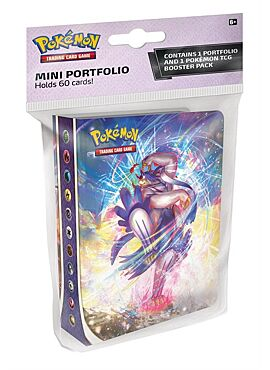 Pokémon TCG - Sword & Shield 5 Battle Styles - Collectors Album Mini Portfolio