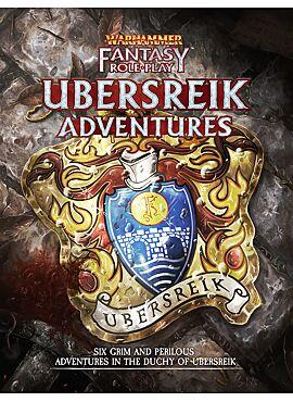 Warhammer fantasy Roleplay Ubersreik Adventures