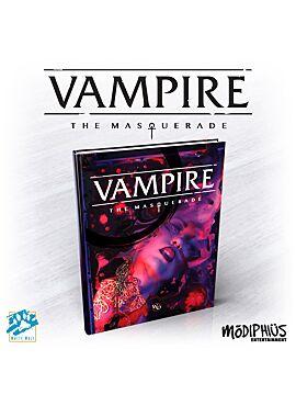 Vampire The Masquerade - core book